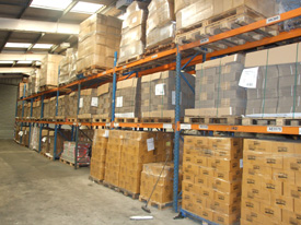 Warehousing and Storage Facilities at William Allen (Bolton) Ltd