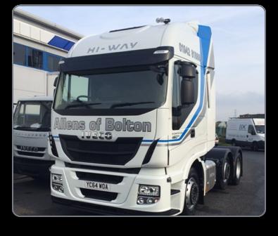 Road Haulage Amp Logistics In Bolton Allen Transport