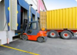 Container Devan/Vanning