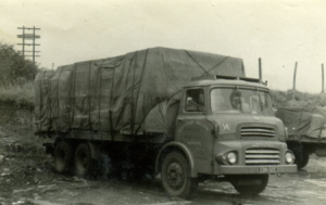 Allen Transport's Fleet - Historical