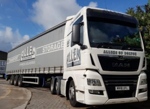 Road haulage services in Bolton Lancashire and the North West